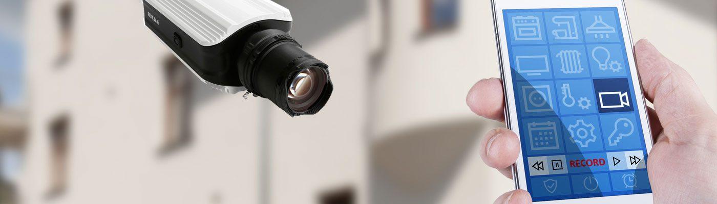 Videoüberwachung von Denker ITS
